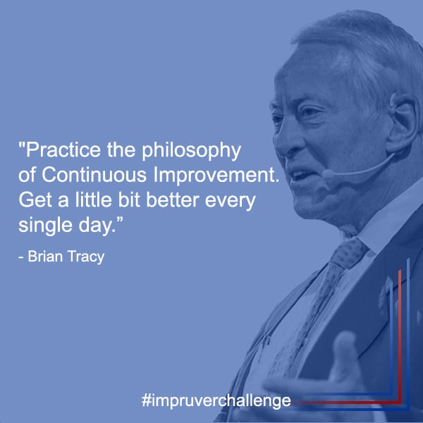 Impruver - Brian Tracy - Better Everyday