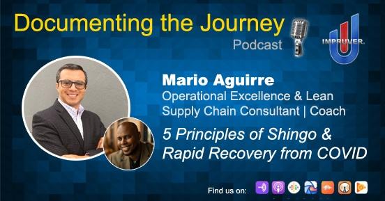 Impruver Podcast - Mario Aguirre